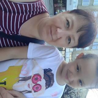Фотография zenoviya: Моя маленька донечка
