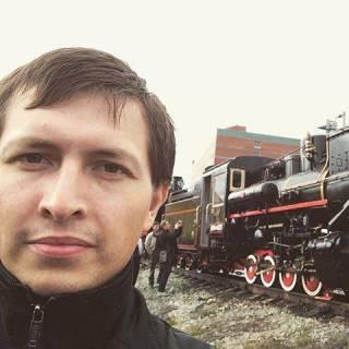 Фотография Vadim: #Паровоз и #я #свджд #джд
