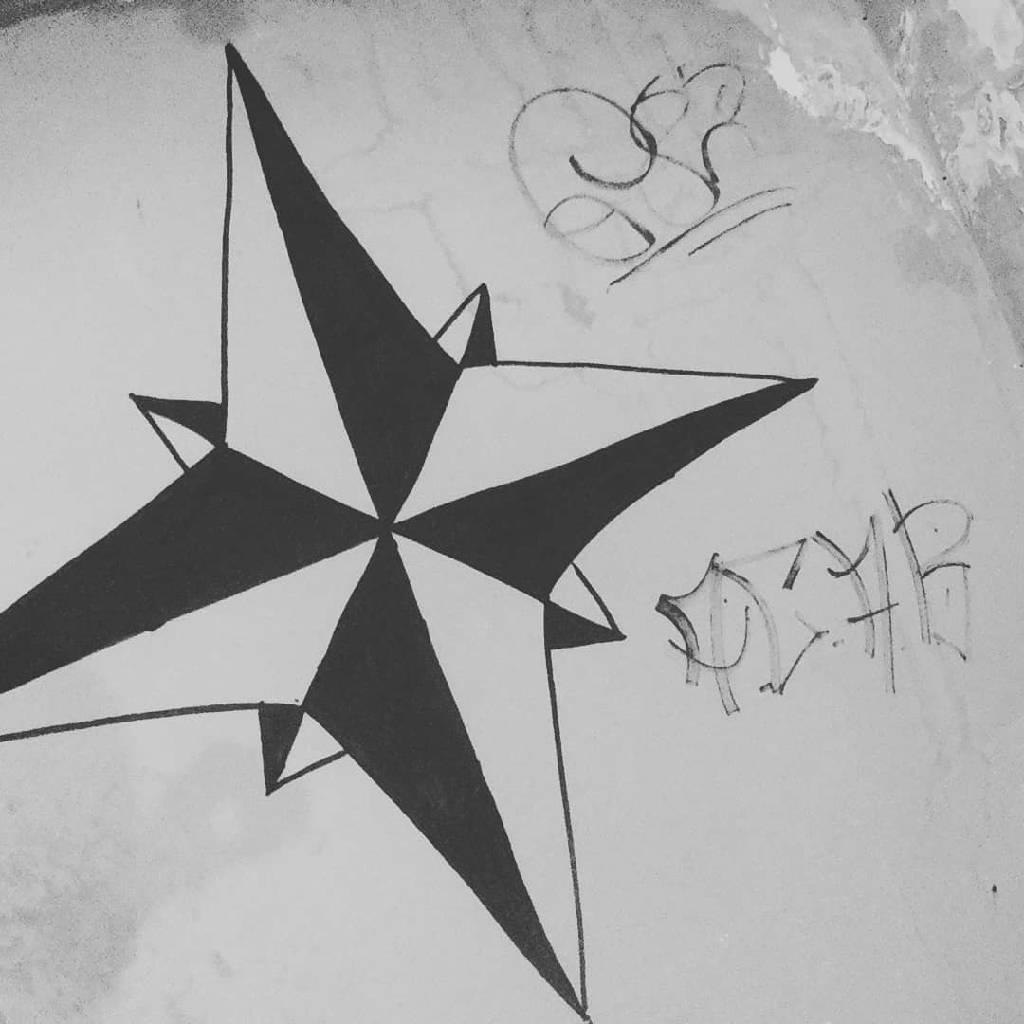звезда, варавская звезда, вор фотографія Maksym