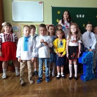 Photo zenoviya: перший клас