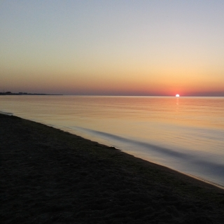 Фотография Photo: Рассвет на море, фото 9