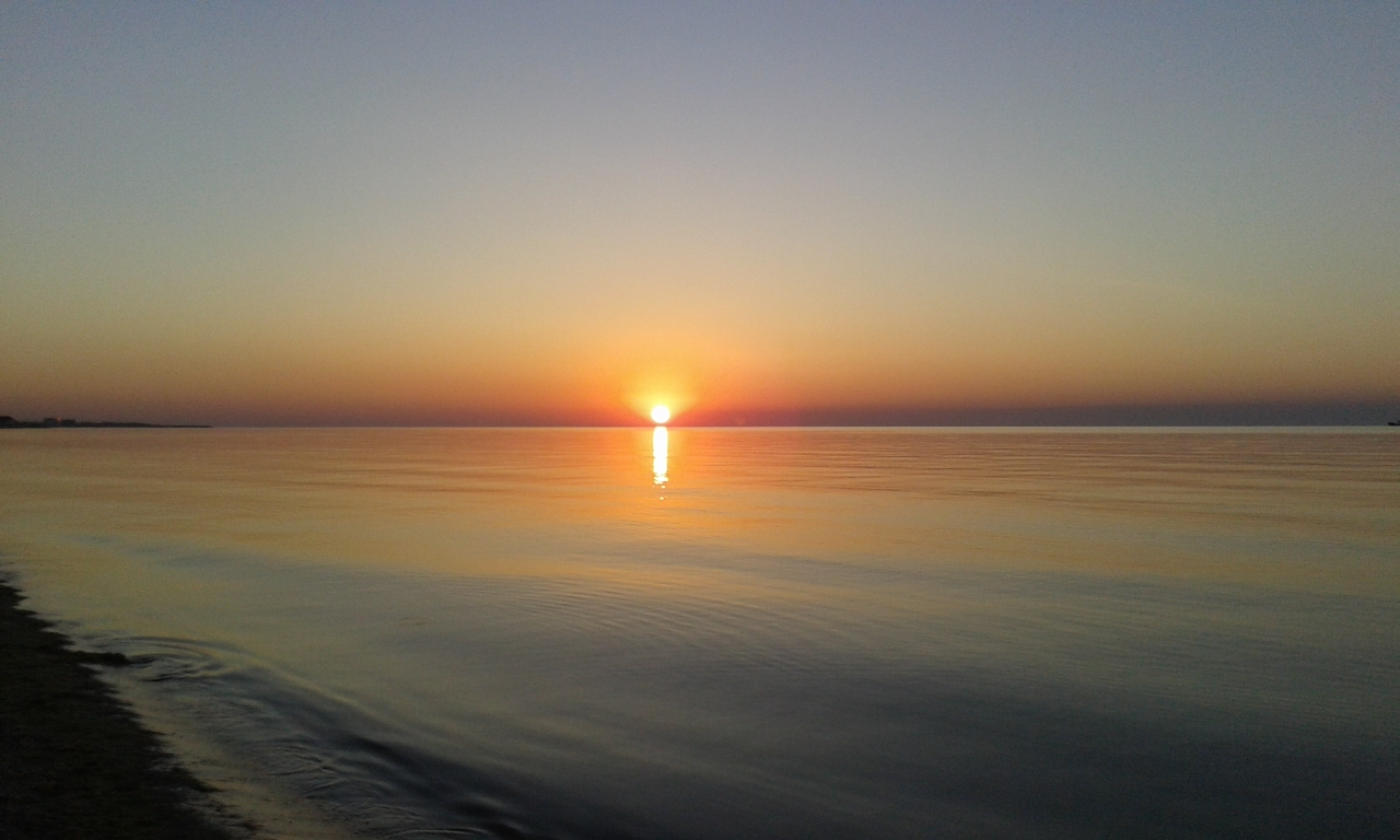 Рассвет на море, фото 16 photo Photo