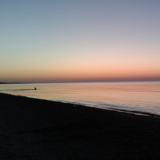 Фотография Photo: Рассвет на море, фото 4