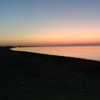 Фотография Photo: Рассвет на море, фото 1