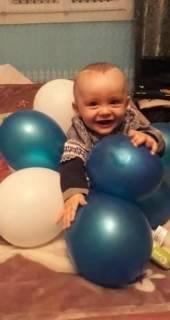 Photo Gaplit: На повітряних кульках)