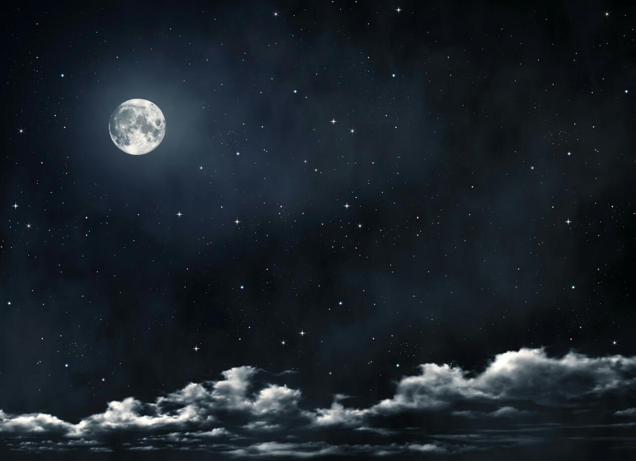 ночное небо фотография Николай