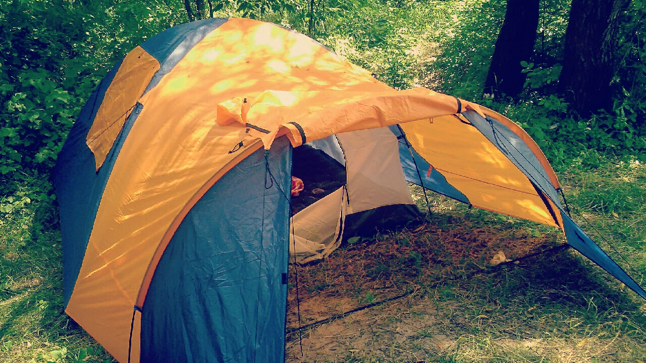 Our free camping on this weekends! photo Darg Menos