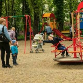 Фотография Николай: детские площадки
