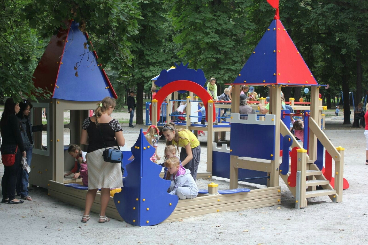 площадка для детей фотография Николай
