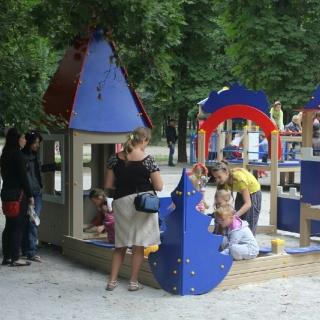 Фотография Николай: площадка для детей