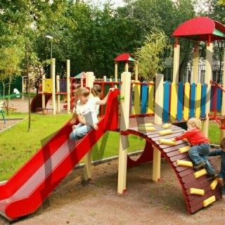 Фотография Николай: площадка для наших детей