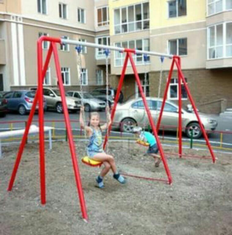 детская площадка фотография Николай