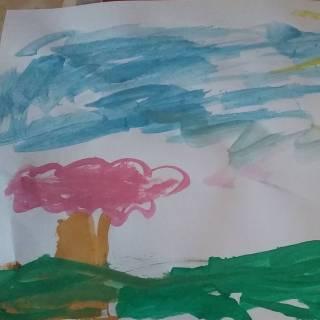 Фотография fotofilter: Когда рисует дочь)